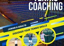 مدرب تنس ارضى Tennis coach