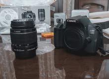 Camera 700D + 18-55mm + Toshiba Memory 32G + Camera Bag