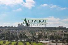 ارض مميزة للبيع في منطقة دابوق بمساحة 1100م