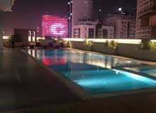 شقة مفروشة فاخرة للايجار في الجفير Luxury furnished flat for rent in Juffair