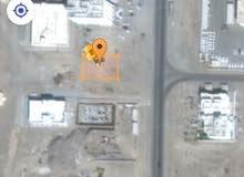 أرض سكني تجاري 600 م2 خط اول المعبيلة السابعة