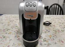 مكينة قهوة في حالة ممتازة جدا