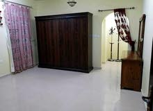 flat for rent in alkhodh near suq  A/C and spitial car parking(family only)