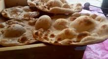 خباز تنور وخبز شراك وخبز تورتلا يبحث عن عمل