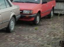 مازدا 323 سنفورة جديدة للبيع