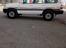 Toyota Land Cruiser car for sale 2002 in Ibra city