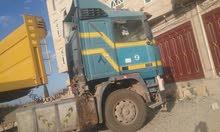 قاطرة فولفو للايجار ونقل البضائع الى جميع محافظات الجمهورية اليمنية