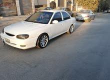 Kia Sephia 1997 - Manual