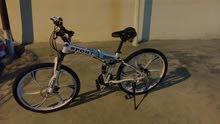 دراجه هوائيه .. هيدروليك .. تواير المونيوم .. للتواصل 92246300
