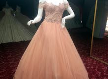 فستان  سندرلا جديد مافيه إلا لبسه في صنعاء هايل