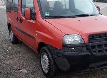 Red Fiat Doblo 2004 for sale