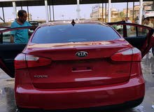 Gasoline Fuel/Power   Kia Forte 2016