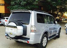 Mitsubishi Pajero Sport for rent