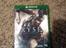 لعبة ryse son of romeللبيع او تبديل