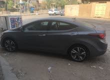 Hyundai Elantra car for sale 2017 in Baghdad city
