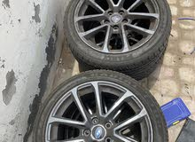 Subaru WRX Limited Wheels With tires