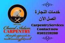 Carpentry Service's