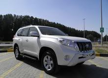Toyota prado VXR 2014