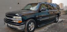 Black Chevrolet Suburban 2000 for sale