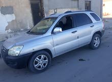 Automatic Silver Kia 2006 for sale