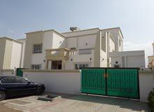 فيلا للإيجار في المعبيلة الثامنة Villa for rent in S. Mabaila 8 stage