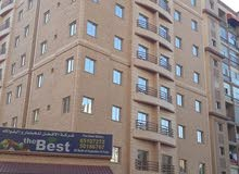 Fourth Floor  apartment for rent with 3 rooms - Al Ahmadi city Mahboula