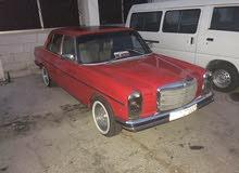 Gasoline Fuel/Power   Mercedes Benz E 200 1970