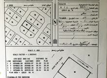 ارض سكنية ولاية مرباط