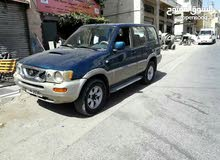 Manual Nissan 2002 for sale - Used - Amman city