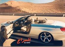 تأجير بى إم دبليو E93 كابورليه بأسعار منافسة شاملة البنزين والسائق
