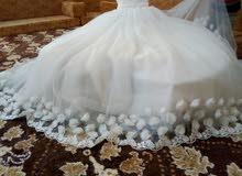 بدلة عروس للبيع بحال الوكاله