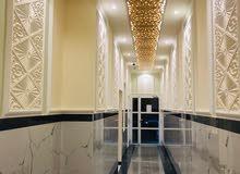 بالطابق الأول 155متر first floor تجاري موقع مميز حيوي الأنصب خط بنك مسقط