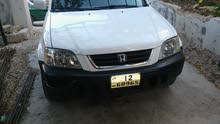 Automatic White Honda 1999 for sale