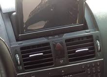 مطلوب شاشة مرسيدس C300 موديل 2009