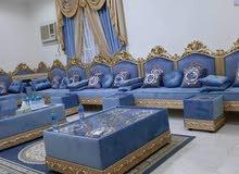 Sofa making curtains carpets