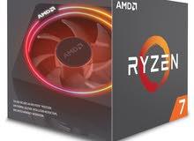 ryzen 2700x جديد (مكرشم) + GIGABYTE AORUS M motherBoard + ddr4 32gb