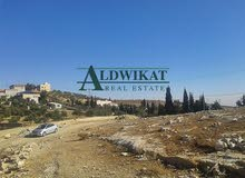 ارض سكنية للبيع بجانب جامعة الاسراء ( الطنيب ) المساحة 630 م