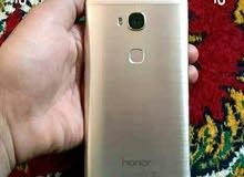 هواوي هونر 5X ذاكرة 16 بصمة اصلي للبيع
