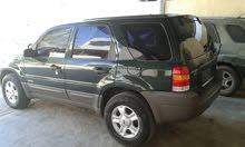 Gasoline Fuel/Power   Ford Maverick 2004