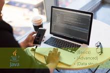 دورات في لغة جافا لطلبة IT