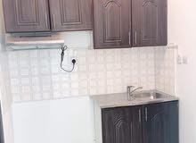 متوفر للايجار استوديو بمدينة شخبوط ( خليفه ب ) دوار 24 مساحه واسعه مطبخ نظامى حم