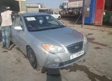Hyundai Elantra car for sale 2009 in Benghazi city