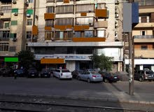 فرصة للمحلات الكبرى محل 1400م للإيجار بموقع متميز بمصر الجديدة