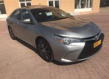 Silver Toyota Camry 2015 for sale