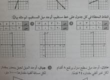 معلمة مصرية تخصص رياضيات بشرق الرياض