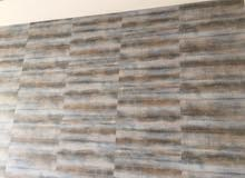 فني تركيب ورق جدران