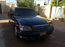 Used condition Lexus LS 1998 with  km mileage