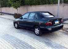 Hyundai Accent 2001 - Manual