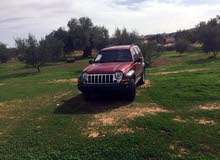 Jeep Liberty for sale in Gharyan