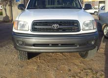 For sale 2002 White Tundra